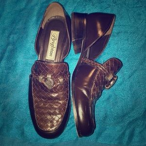 Shoes - Brighton Bench-made Vintage Brown Leather Shoes